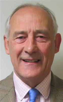 Cllr Derek Brown OBE